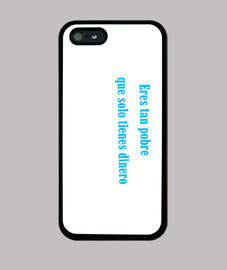 Funda iPhone 5, negra