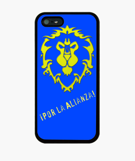 Funda IPhone 5 Por la Alianza!