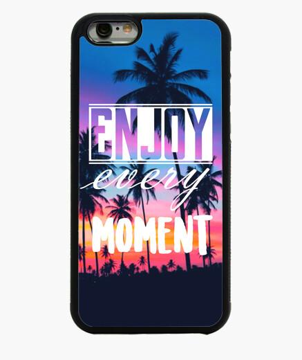 d5f4d090914 Funda iPhone 6 / 6S 6 - Enjoy every moment - nº 1170360 - Fundas ...