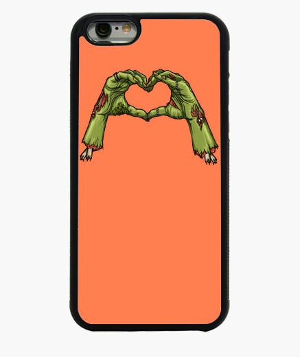 Funda iPhone 6 / 6S 6 Zombie Love