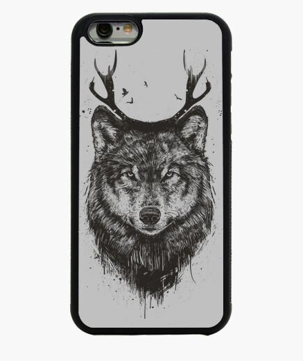 Funda iPhone 6 / 6S Deer wolf