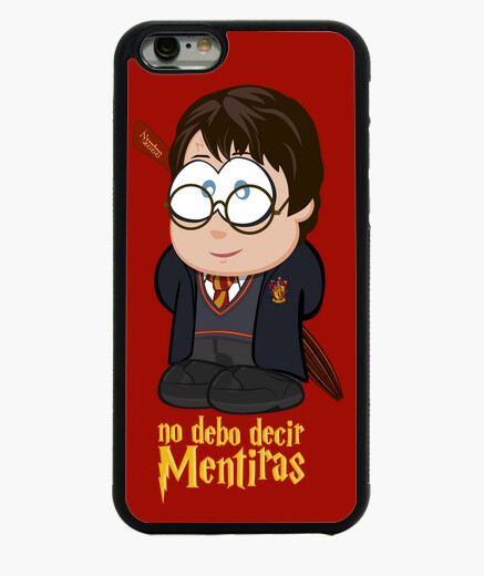 Funda iPhone 6 / 6S Harry Potter - Mentiras - funda
