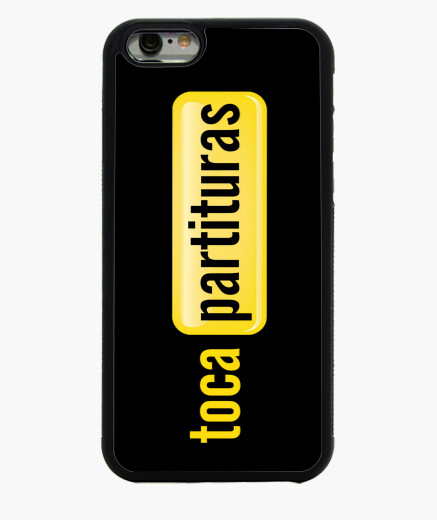 Funda iPhone 6 / 6S Iphone 6 Funda tocapartituras.com