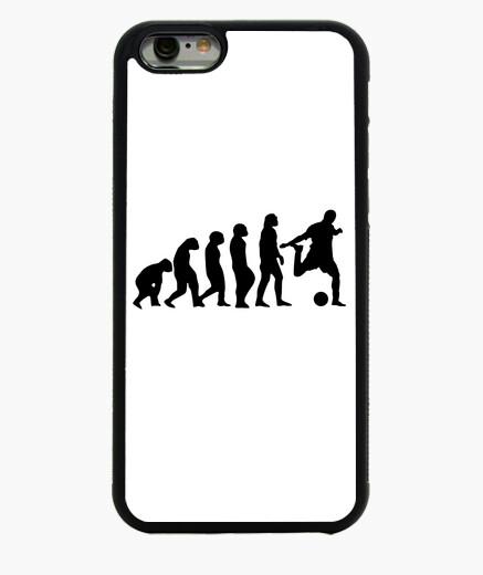 Funda iPhone 6 / 6S la evolución de fútbol