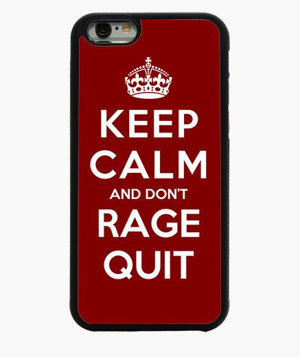 Funda iPhone 6 / 6S mantener la calma y no...