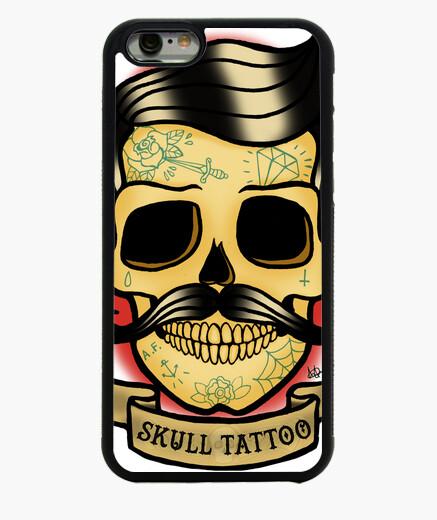 Funda iPhone 6 / 6S Old skull !!!