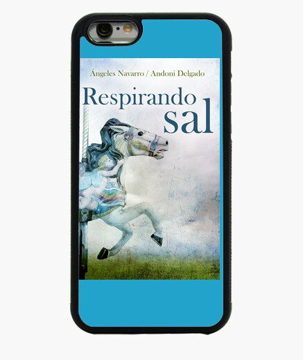 Funda iPhone 6 / 6S Respirando sal - funda