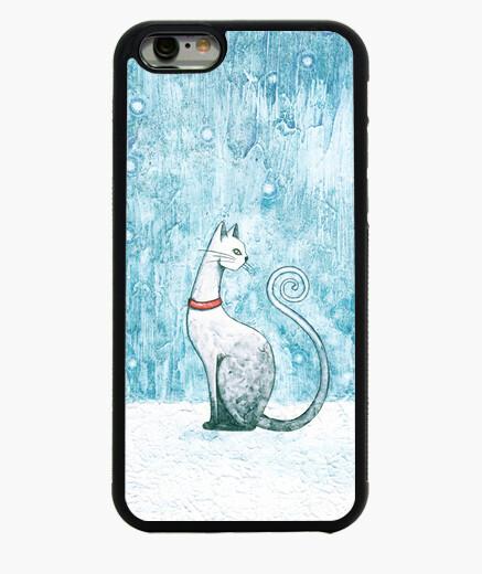 Funda iPhone 6 / 6S Winter Cat