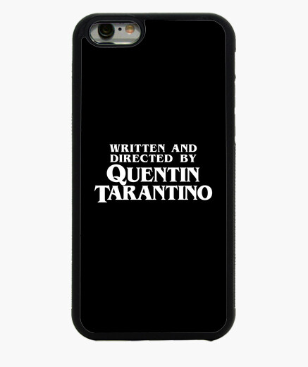 Funda iPhone 6 / 6S Written and Directed by Quentin Tarantino