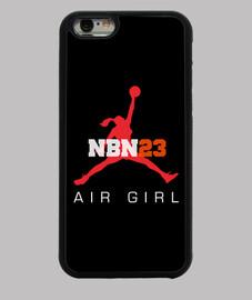 Funda iPhone 6, AIR GIRL NBN23