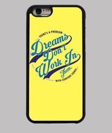 Funda iPhone 6, Amarilla
