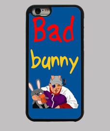 Funda iPhone 6, bad bunny
