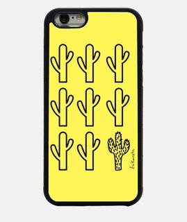 Funda iPhone 6 cactus