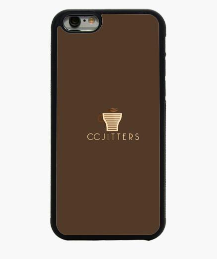 Funda iPhone 6 / 6S 6, CC Jitters