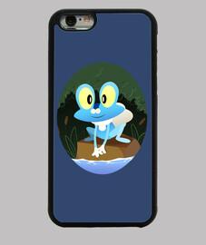 Funda iPhone 6 Con Logo de un Pequeño Froakie