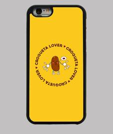 Funda iPhone 6 Croqueta Lover