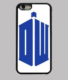Funda iPhone 6, Doctor Who