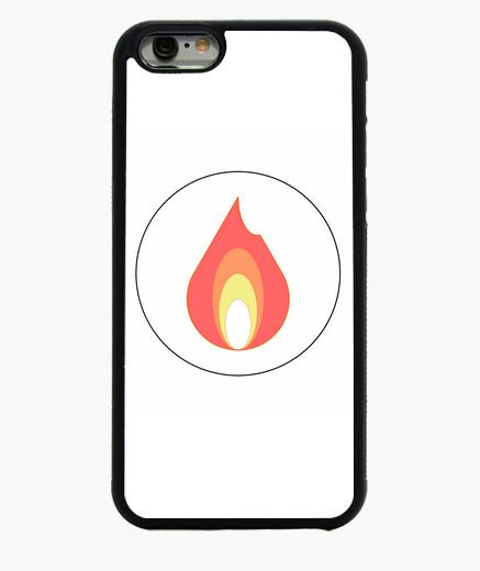 Funda iPhone 6 / 6S 6, Fuego