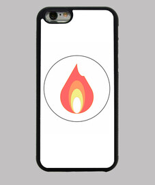 Funda iPhone 6, Fuego