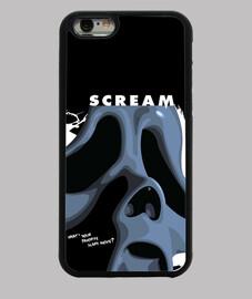 Funda iPhone 6 Ghostface