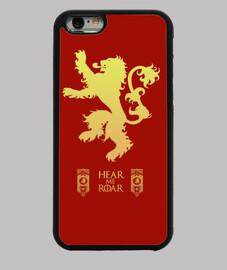 Funda iPhone 6 GOT Lannister