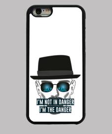 Funda iPhone 6, Heisenberg - Breaking Bad