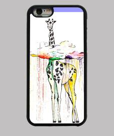 Funda iPhone 6, Jirafa lluvia