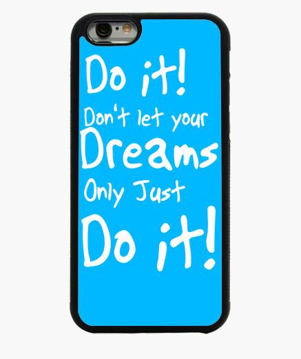 Funda iPhone 6 / 6S 6 Just do it!