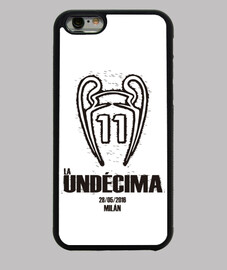 Funda iPhone 6 La Undécima