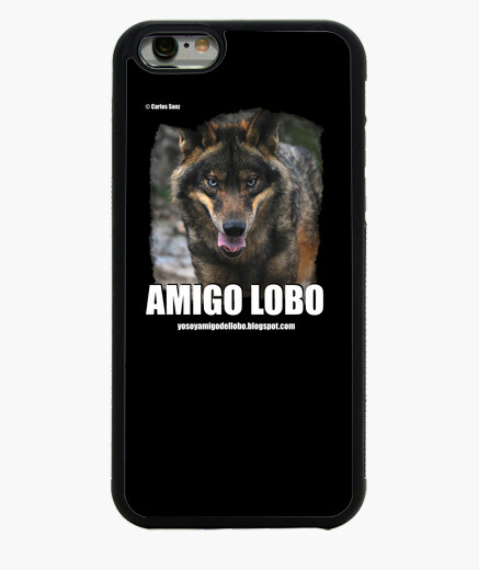 Funda iPhone 6 Lobo IPhone 6