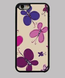 Funda iPhone 6 mariposas
