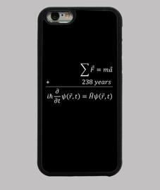 Funda iPhone 6, negra EVOLUCIÓN CIENTÍFICA