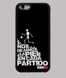 Funda iPhone 6 NOS DEJAMOS LA PIEL EN CADA PARTIDO NBN23