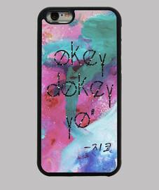 Funda iPhone 6 Okey Dokey ZICO, KPop