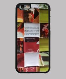 Funda iPhone 6 Papel Reciclado
