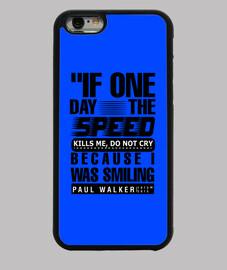 Funda iPhone 6 (Paul Walker)