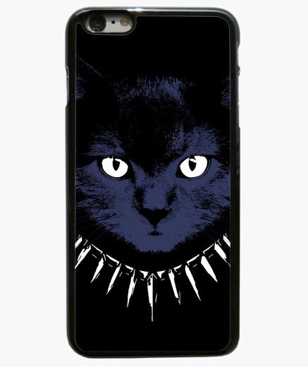Funda iPhone 6 Plus / 6S Plus gato negro