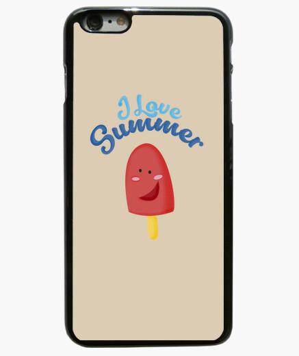 Funda iPhone 6 Plus / 6S Plus I Love Summer