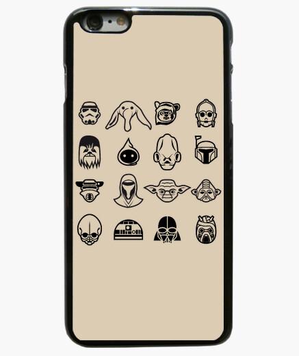 Funda iPhone 6 Plus / 6S Plus Iconos...