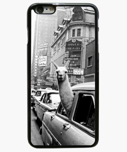 Funda iPhone 6 Plus / 6S Plus La llama...