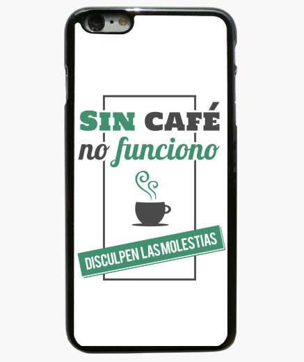 Funda iPhone 6 Plus / 6S Plus Sin café no funciono, disculpen las mole 6 Plus -