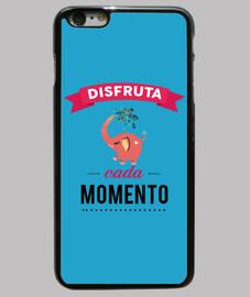 Funda iPhone 6 Plus, Azul