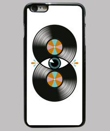 Funda iPhone 6 Plus, Blanca
