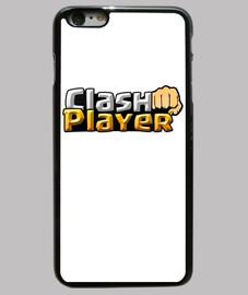 Funda iPhone 6 Plus, ClashPlayer