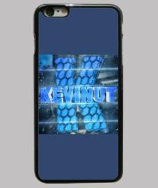 Funda Iphone 6 Plus con logo de Kevinut
