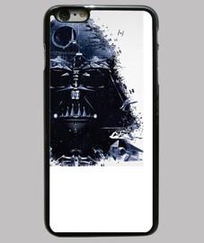 Funda iPhone 6 Plus, Dark Vader