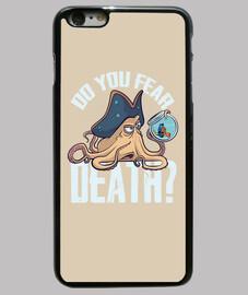 Funda iPhone 6 Plus Do you fear death?
