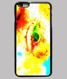 Funda iPhone 6 Plus, intense eye