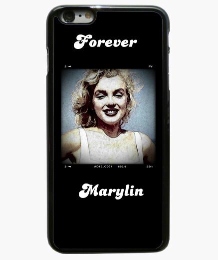Funda iPhone 6 Plus / 6S Plus 6 Plus, negra