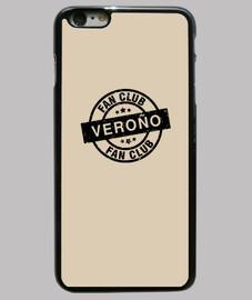 Funda iPhone 6 Plus para fans del veroño